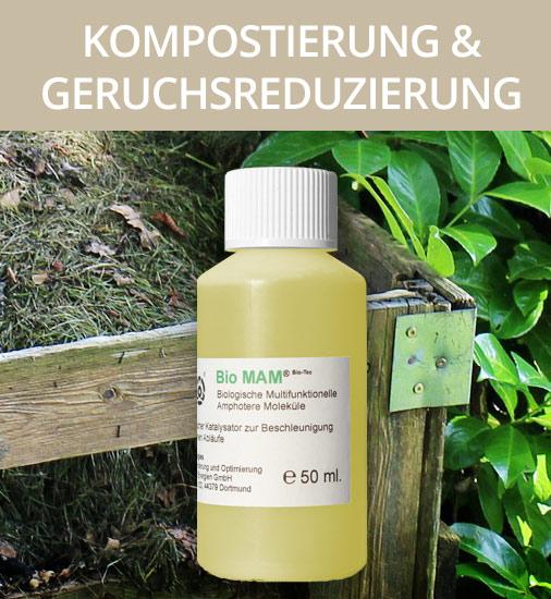 Bio MAM Kompostierhilfsmittel